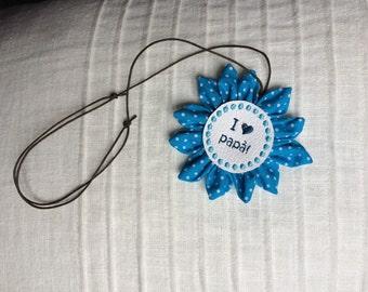 Necklace i love dad