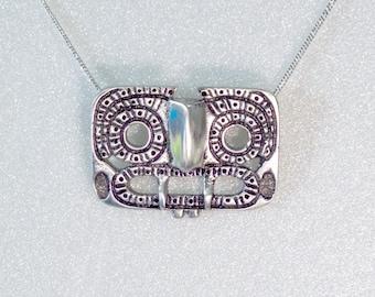 TLALOC necklace (Aztec rain god)
