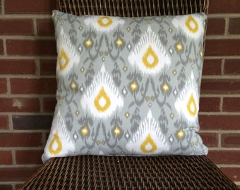 Hand Sewn Two Sided Pillow Cover