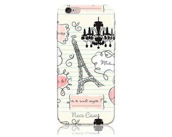 LG V10 Case SS When In Paris Cool Design Hard Phone Case