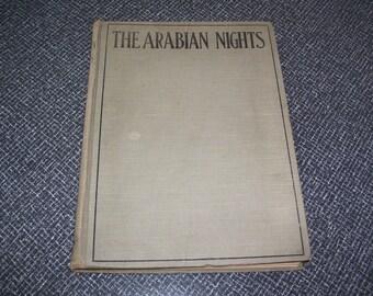 The Arabian Nights Entertainments 1828 Vintage