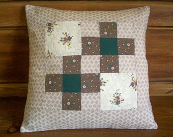 PATCHWORK CUSHION