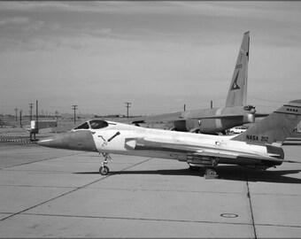 24x36 Poster . F5D Skylancer Nasa 212 Modified As X-20 Dyna-Soar 1961