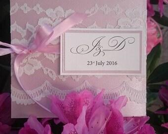 Grace Wedding Invitation