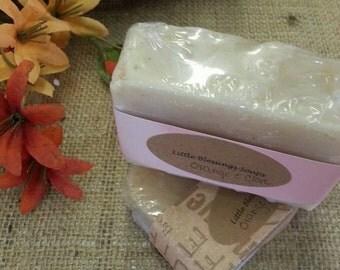 Orange Clove Goat's milk Bar Soap