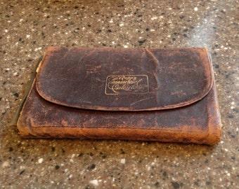 Anitque 1887 Ropp's Commercial Calculato - POCKET NOTEBOOK