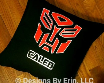 Personalized Transformer Down Pillow