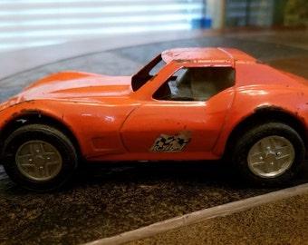 Tonka metal Corvette