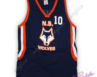 Vintage Basketball Jersey Size XXL