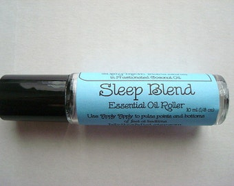 SLEEP Blend, Essential Oil Roller, Essential Oils, Aromatherapy Roller, Sleep Oil, Essential Oil Sleep, Essential Oil, Natural Sleep Aid