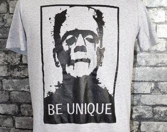 Frankenstein t-shirt - Be Unique