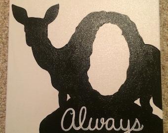 Severus Snape Always Canvas
