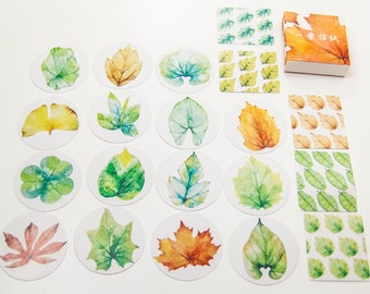 40 sticker set / sheets / DIY Filofaxing scrapbooking Aufkeber