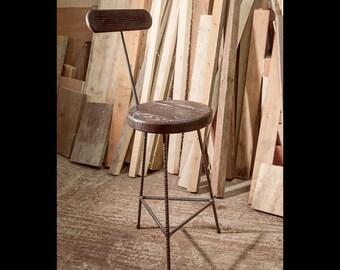 Rebar Stool Chair