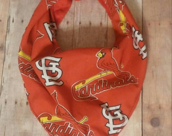 St.Louis Cardinals MLB Bandana Bib
