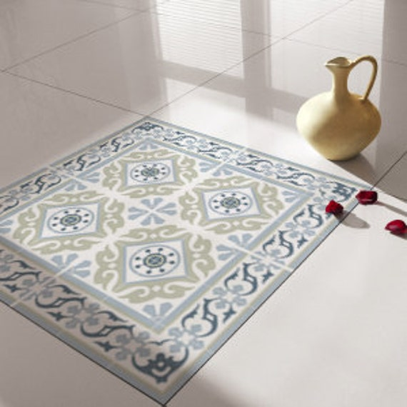tile stickers bathroom traditional tiles floor tiles floor vinyl tile stickers 14703 | il 570xN.989555853 79wd