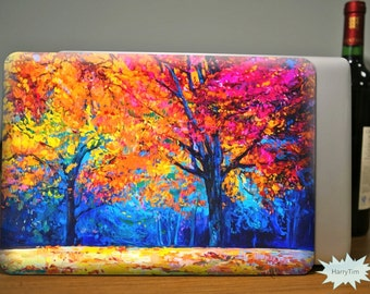 Colour Tree Macbook Case Macbook Hard Case Macbook Cover Macbook Pro Case Macbook Air Case Macbook Shell