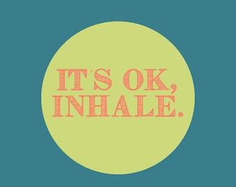 It's OK, Inhale. Diffuser Blend Challenge Book