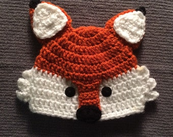 Cute Fox Hat