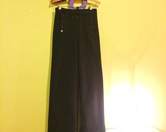 Vintage Sailor Jane Pants S/M
