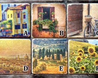 Mix and Match Italy Tiles (Pick 4)