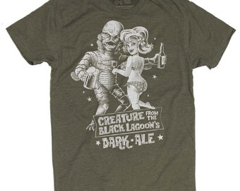Creature From The Black Lagoon Men's Shirt