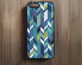 Geometric Chevron Pattern. iPhone 4/4s, iPhone 5/5s, iPhone 5c, iPhone 6, iPhone 6 Plus Case Cover 091