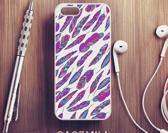 Feather iPhone 6 Case Feather iPhone 6s Case iPhone 6 Plus Case iPhone 6s Plus Case Boho iPhone 5s Case iPhone 5 Case iPhone 5c Case