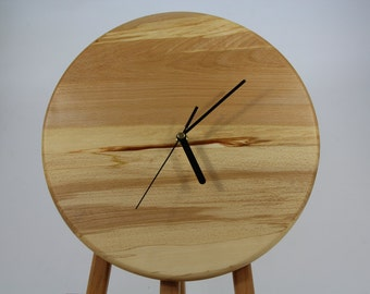 Items Similar To Ultra Modern Wall Clock Design Teal