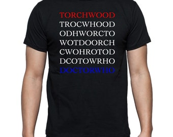 TORCHWOOD DOCTORWHO inspired Captain Jack Harkness BBC Doctor Who Torchwood