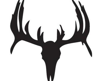 Deer Skull Head
