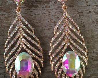Bel Oiseau Earrings