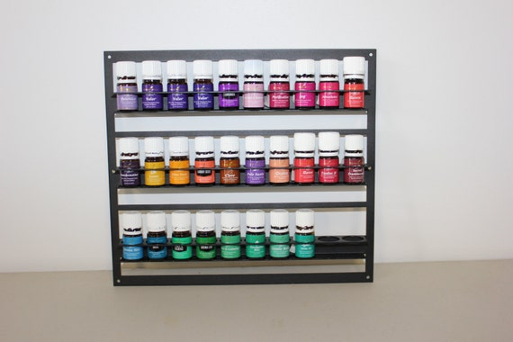 Essential Oil Storage Holder Display Rack Shelf Case By
