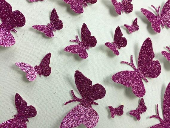 paper butterfly , 3d butterfly wall art, butterfly art , butterfly canvas, paper butterfly art, girl room wall decor