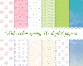 Digital Paper - Instant Download