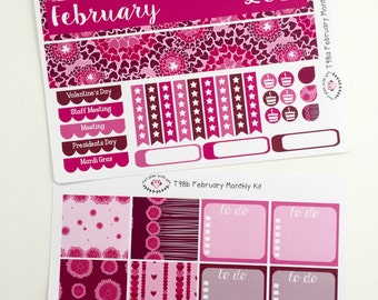 T98    February Monthly Kit