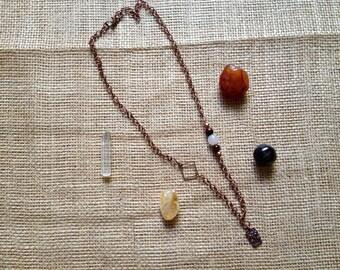 Lotus Bloom Necklace