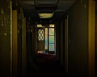 Down the Hallway - 11x14 Print