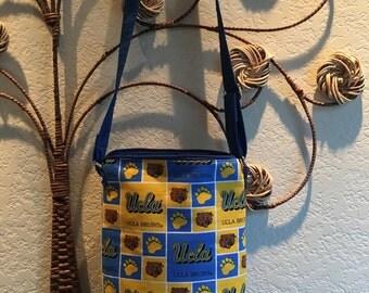 UCLA Crossbody One Strap Shoulder Bag