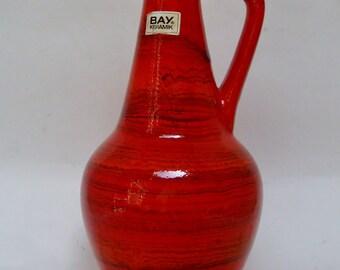 West German Ceramic Vase