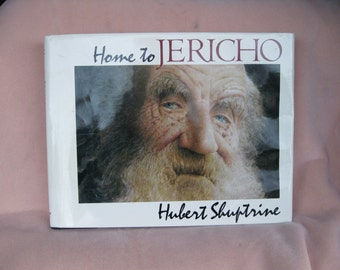 Home to Jericho, by Hubert Shuptrine, signed, 1987