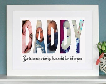 Daddy frame Great for Fathers Day