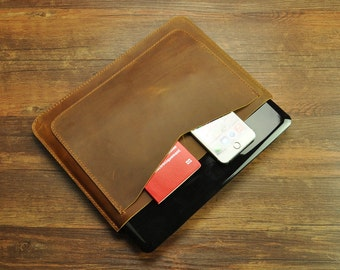 Brown Leather Macbook Pro Case Leather Laptop Case Macbook Case Macbook Air Yellow Macbook Air 13 Leather Macbook Sleeve