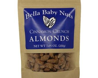 Cinnamon Crunch Almonds