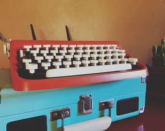SOLD*Rare Sears Courier Typewriter