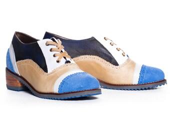 Siga Shoes Becca Blue