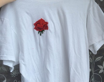 T-Shirt Rose Size M