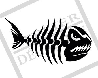 G-0004 - Decal Fish - Sport