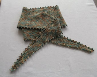 Ladies Hand Knitted scarf