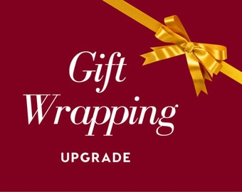 Gift Wrap Service - Gift Wrapping Service - Birthday Gift Wrap - Thank You Gift Wrap - Present Wrapping Service